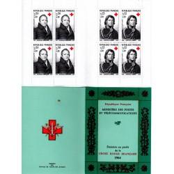 Carnet Croix Rouge n°2013...