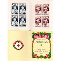 Carnet Croix Rouge n°2014...