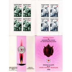 Carnet Croix Rouge n°2015...