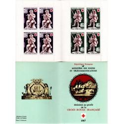 Carnet Croix Rouge n°2016...