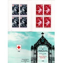 Carnet Croix Rouge n°2017...