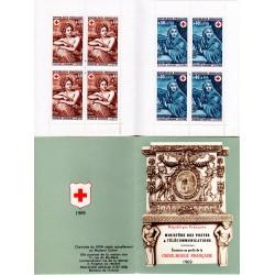 Carnet Croix Rouge n°2018...