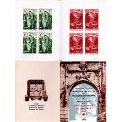 Carnet Croix Rouge n°2019...