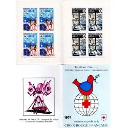 Carnet Croix Rouge n°2023...