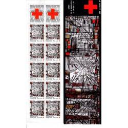 Carnet Croix Rouge n°2035...