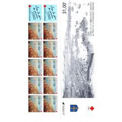 Carnet Croix Rouge n°2040...