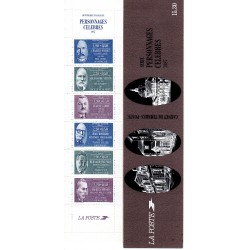 Carnet Commémoratif BC2460...