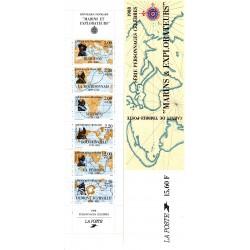 Carnet Commémoratif BC2523...