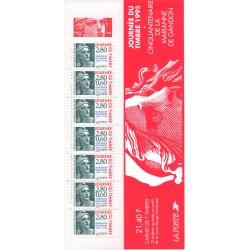 Carnet Commémoratif BC2935...