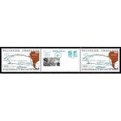 Timbres Polynésie n°311A -...