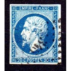 Timbre France Napoléon Type...