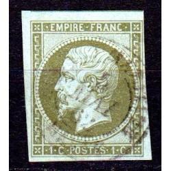 Timbre France Napoléon N°11...