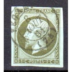 Timbre France Napoléon...