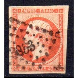 Timbre France Napoléon N°16...