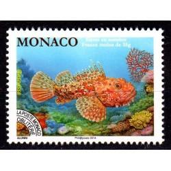 Préoblitérés Monaco n°116