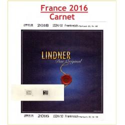 Jeu France Lindner Carnet 2016
