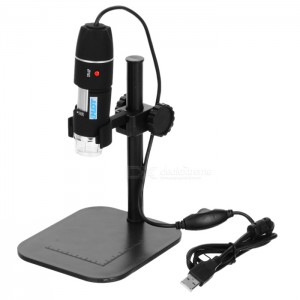 Microscope Digital USB x500 avec pied