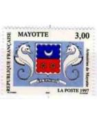 Timbres Mayotte chez philarama37