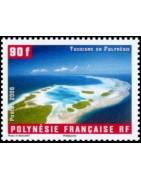 Timbres Polynésie chez philarama37