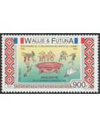 Timbres Wallis et Futuna chez philarama37