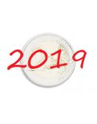 Pièces de 2 euros commémorative 2019 chez Philarama37